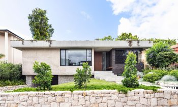 Mid Century Residence By Srai And Alexandra Kidd Design Project Feature The Local Project Image 01 Min